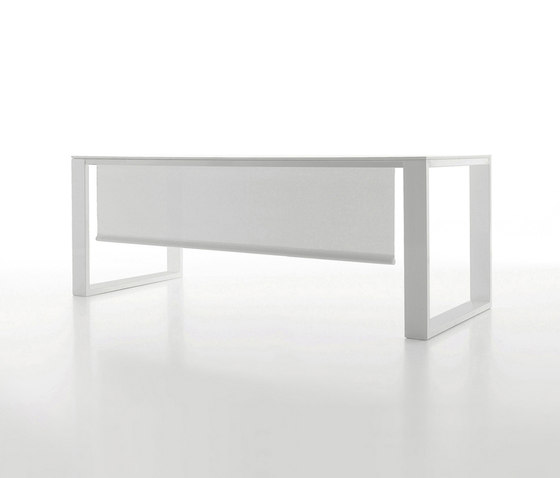 Leg_in Desk by viccarbe | Individual desks