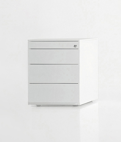 Leg_in Container by viccarbe | Cabinets