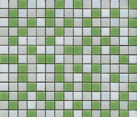 Fashion Mix C White Green by Porcelanosa | Glass mosaics