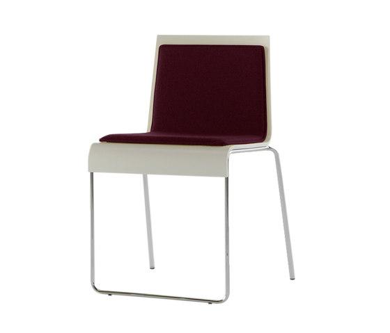 R1 Stuhl von viccarbe | Mehrzweckstühle
