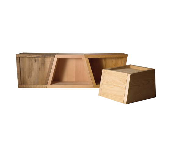 Maria Theresia by Spazio RT | Storage boxes