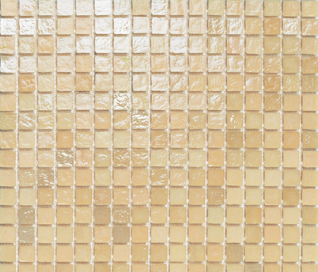 Mini Iris Bone by Porcelanosa | Glass mosaics