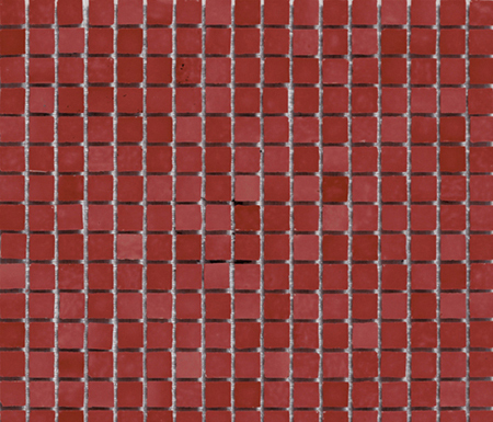 Mini Iris Red de Porcelanosa | Mosaïques verre