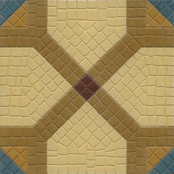 Cement tile di VIA | Piastrelle cemento