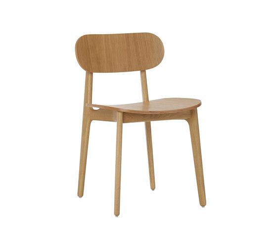PLC chair di Modus | Sedie ristorante