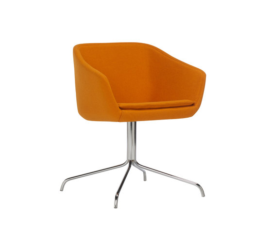 Dune by Modus | Visitors chairs / Side chairs