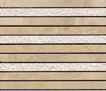 MIx Linear Crema Alej Text Pul by Porcelanosa | Facade cladding