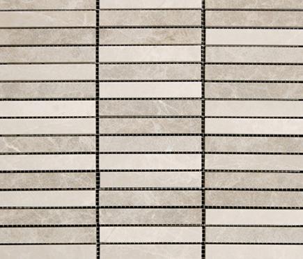 MIx Linear Crema Alejandria Capuccino Texture by Porcelanosa | Facade cladding