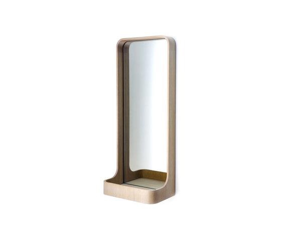 Loop Wall Mirror di Case Furniture   Specchi