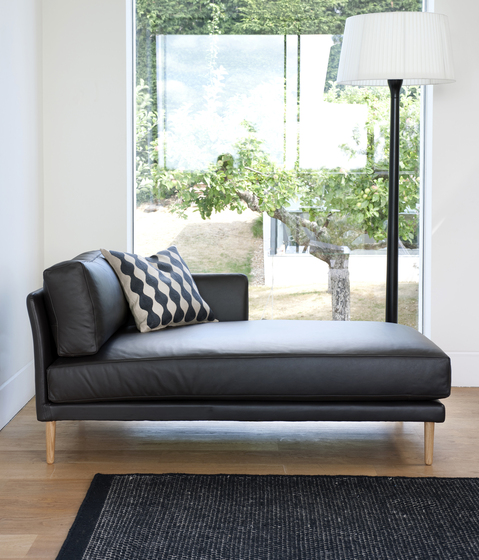 Theo sofa system by Case Furniture | Chaise longues