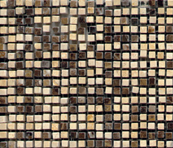Pulidos Micro Mix Browns by Porcelanosa | Mosaics