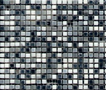 Pulidos Micro Mix Greys de Porcelanosa | Mosaïques en pierre naturelle