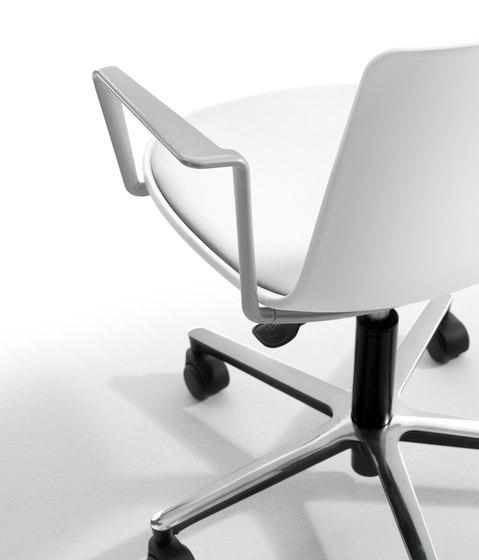 Lottus swivel chair di ENEA | Sedie girevoli da lavoro