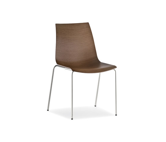 3D-Chair 781* by PEDRALI | Multipurpose chairs