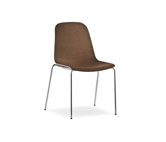 3D-Chair 781 LW* by PEDRALI | Multipurpose chairs