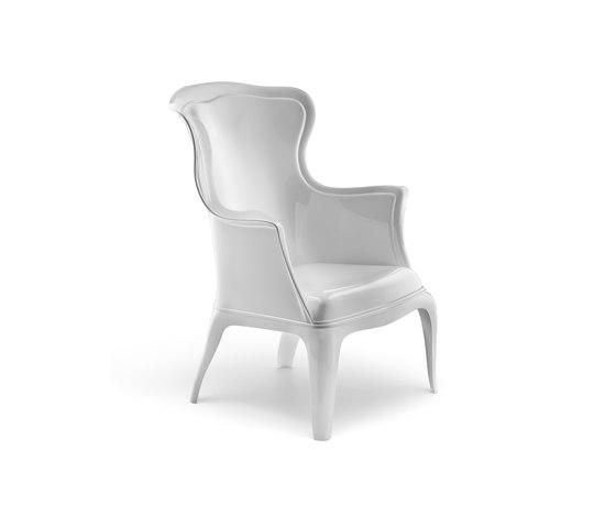 Pasha 660 BI by PEDRALI | Garden armchairs