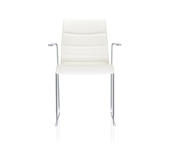 fina 6424/A by Brunner | Visitors chairs / Side chairs