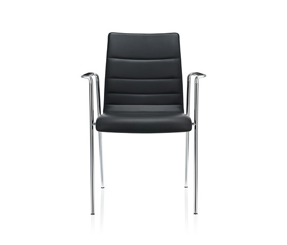fina 6428/A by Brunner | Visitors chairs / Side chairs