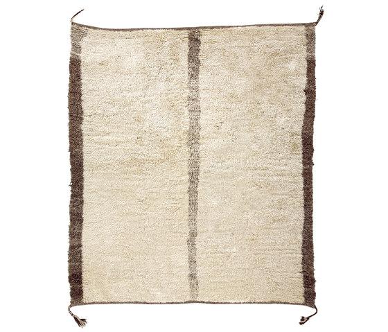 Le Maroc Blanc | Three Stripes by Jan Kath | Rugs