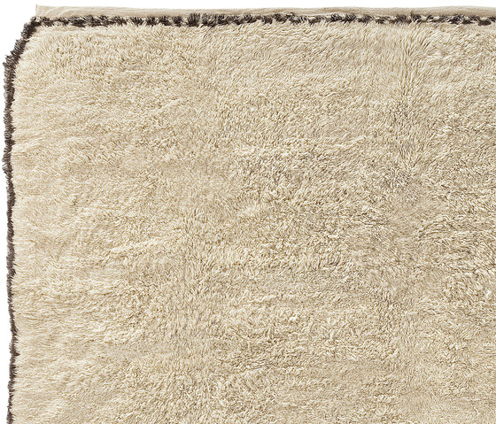 Le Maroc Blanc | Border by Jan Kath | Rugs