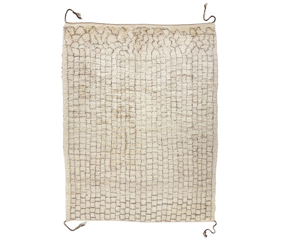Le Maroc Blanc | The Net by Jan Kath | Rugs / Designer rugs