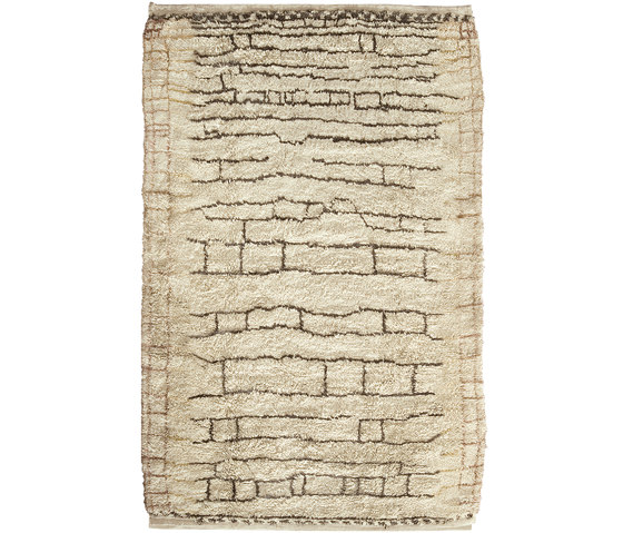Le Maroc Blanc | Quarain by Jan Kath | Rugs