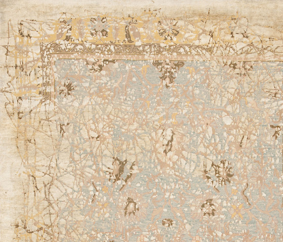 Erased Heritage | Ziegler Prince Pleasure by Jan Kath | Rugs / Designer rugs