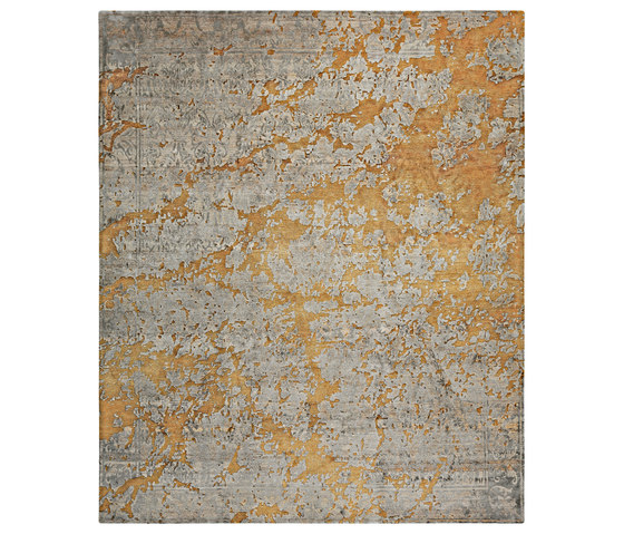 Erased Classic | Alcaraz Sky by Jan Kath | Rugs / Designer rugs