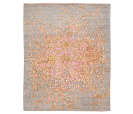 Bidjar | Bidjar Muted 2 by Jan Kath | Rugs