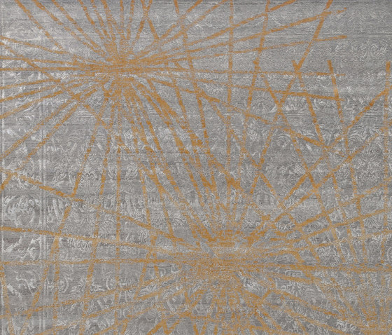 Erased Classic | Alcaraz Sun by Jan Kath | Rugs / Designer rugs