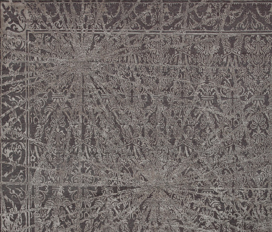 Erased Classic | Alcaraz Sun by Jan Kath | Rugs