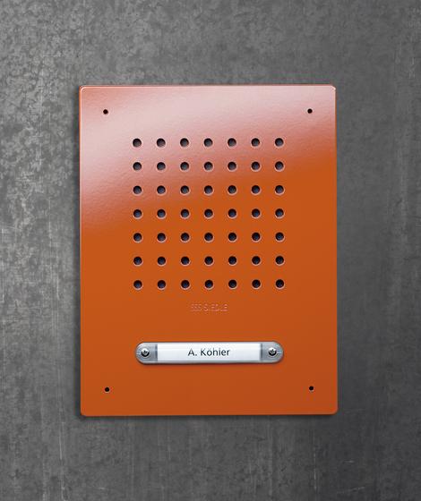 Siedle Classic Audio-Türstation von Siedle | Eingangsstationen