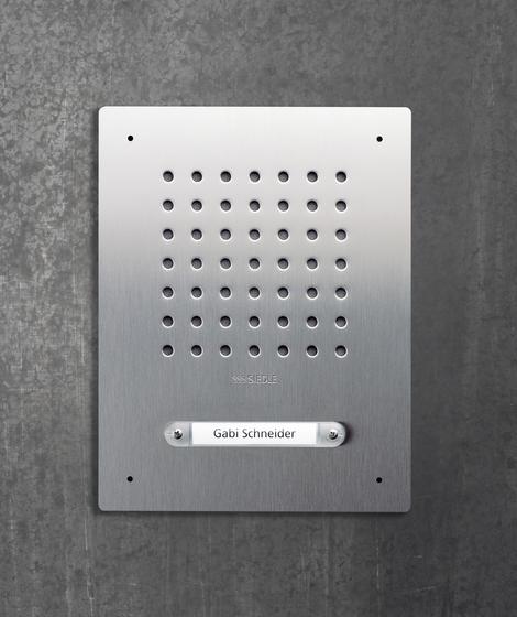 Siedle Classic audio intercom unit by Siedle | Intercoms (exterior)