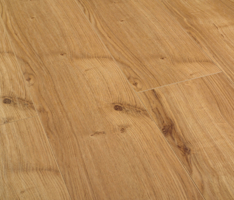 Lama Supreme Roble Rustico Texture by Porcelanosa | Laminate flooring