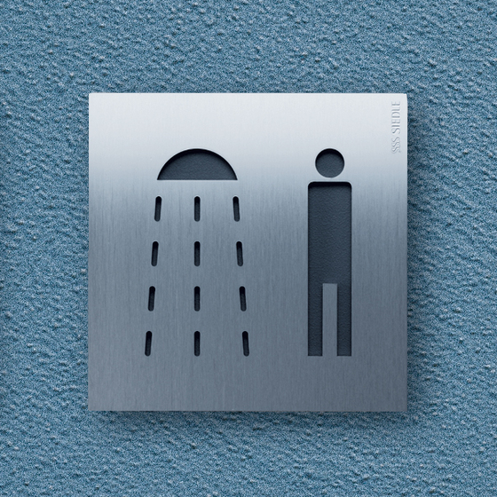 Siedle Steel pictogram by Siedle | Room signs