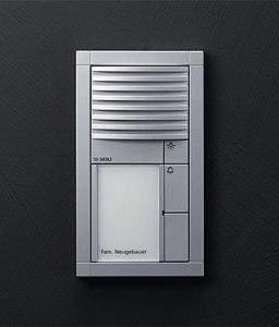 Siedle Vario audio intercom unit de Siedle | Intercomunicación exterior
