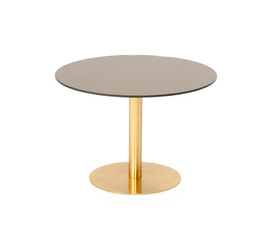 Flash Table Circle by Tom Dixon | Side tables