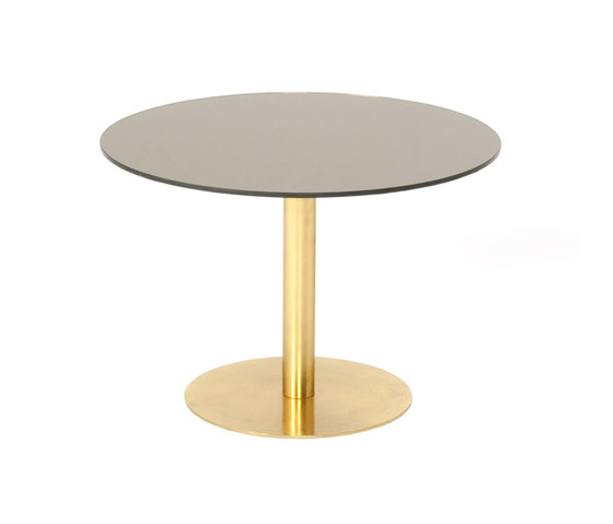 Flash Table round by Tom Dixon | Side tables