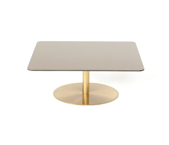 Flash Table square by Tom Dixon | Lounge tables