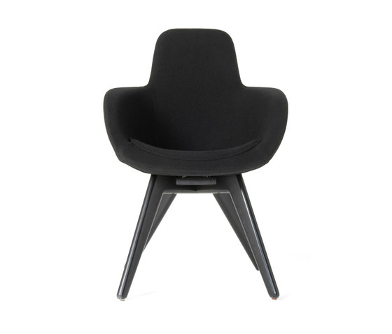 Scoop Chair high by Tom Dixon | Restaurant chairs