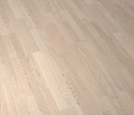 Advance Unique Roble Blanco 3L by Porcelanosa | Wood flooring
