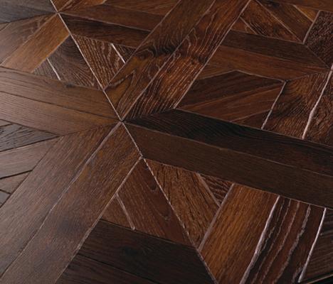 Classic Roble Ebano Luxor di Porcelanosa | Pavimenti in legno