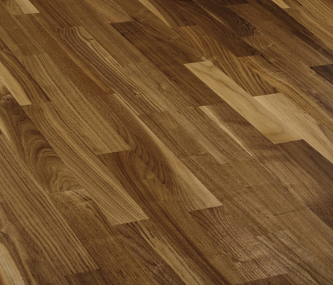 Ethnic Nogal Bosque 3L by Porcelanosa | Wood flooring
