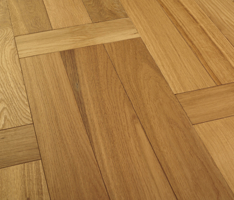 Modern Roble Louvre Natural by Porcelanosa | Wood flooring
