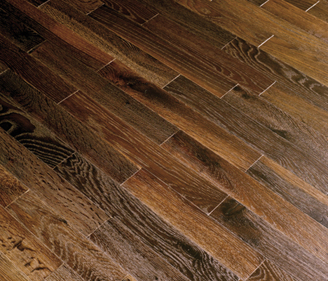 Seasons Roble Smoked 2L by Porcelanosa | Wood flooring