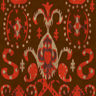 Mémoires | Totem VP 657 03 by Elitis | Wall coverings / wallpapers