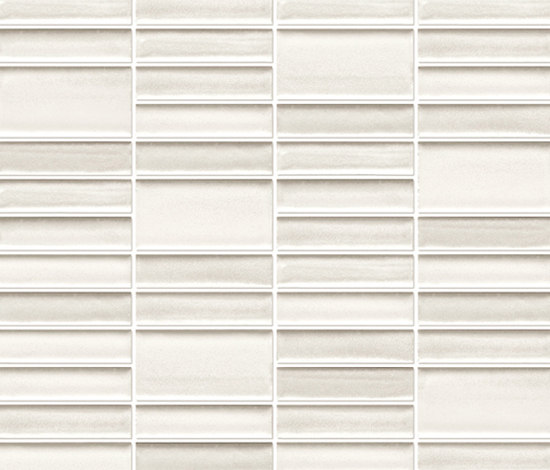 More than white Wall by Mosa | Ceramic tiles