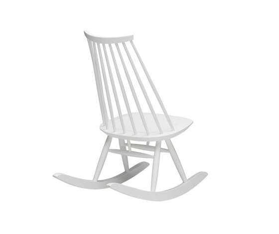 Mademoiselle Rocking Chair di Artek | Poltrone