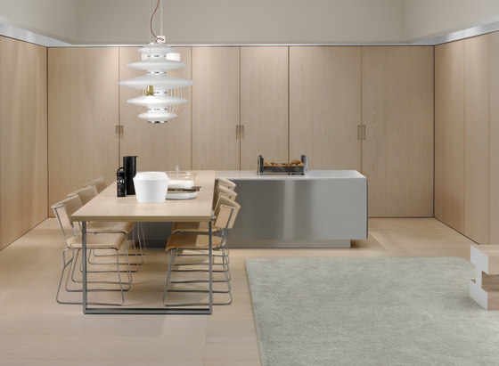 Spatia ambiente 2 by Arclinea | Dining tables