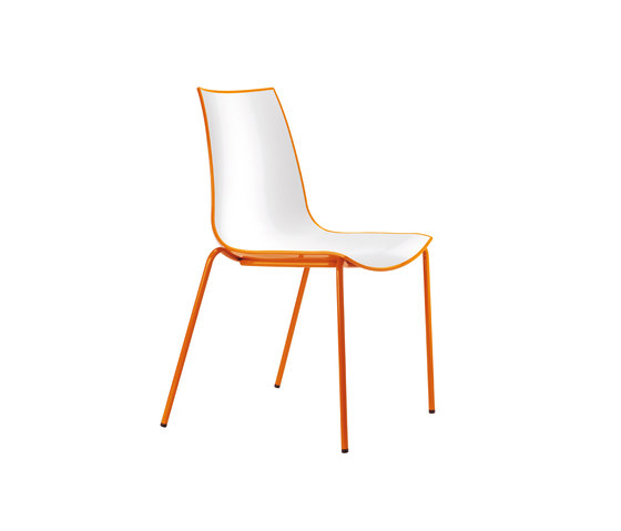 3D-Colour 775* by PEDRALI | Multipurpose chairs